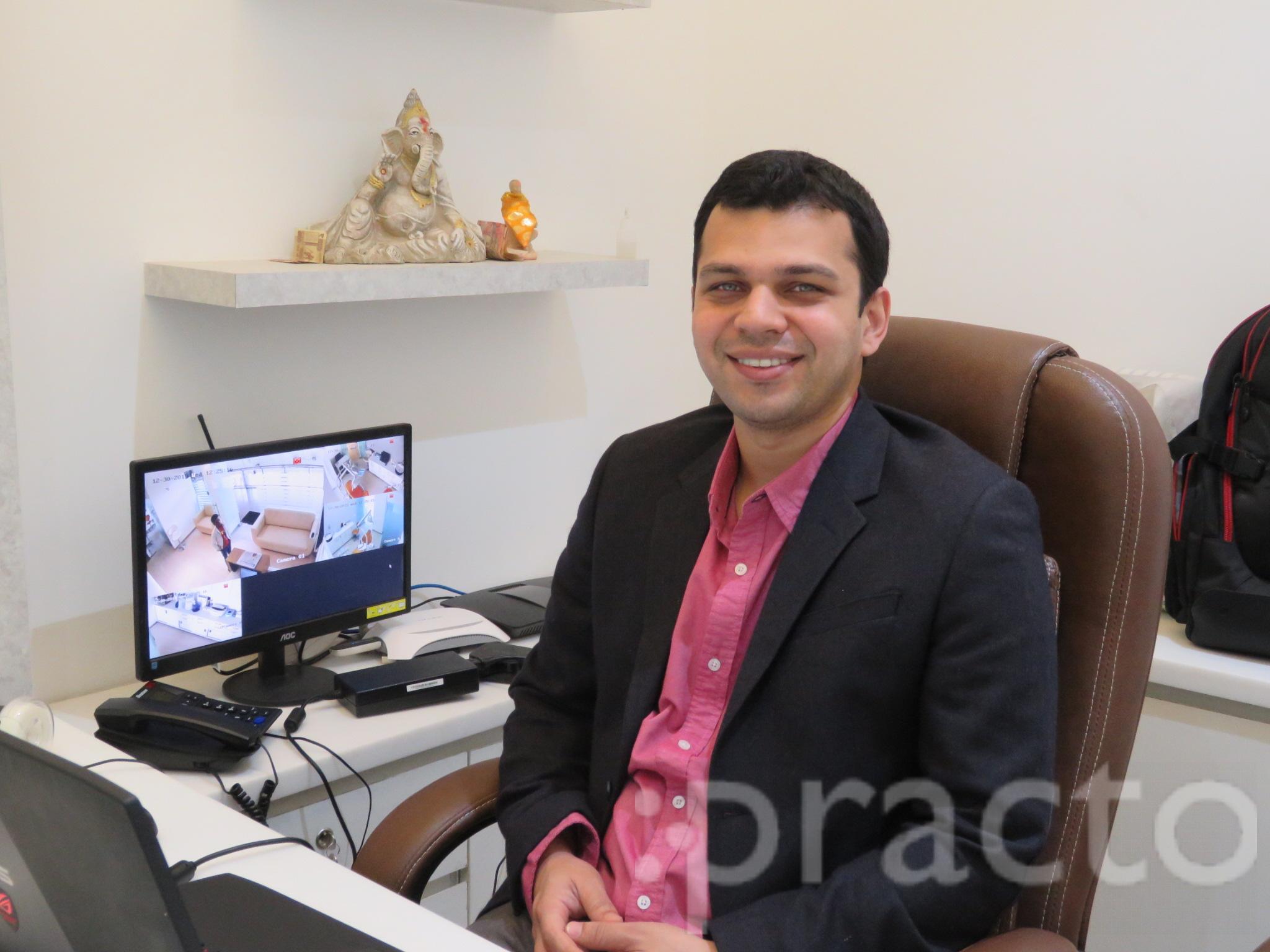 Dr. Sanjeet Shanker - Dentist