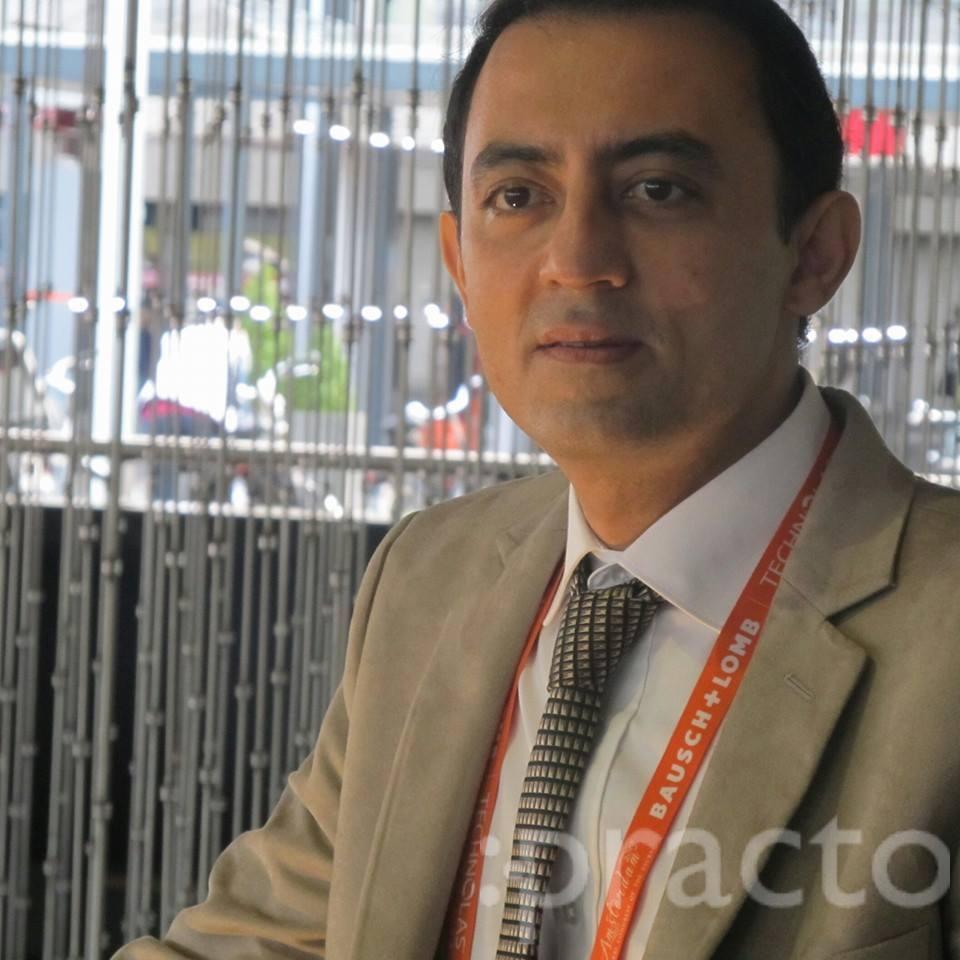 Dr. Sanjeev J Balani - Ophthalmologist