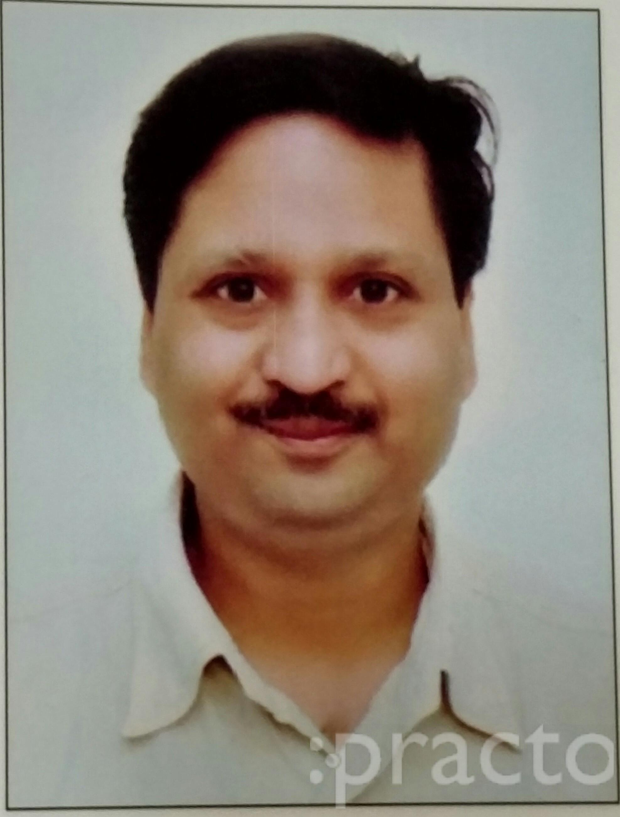 Dr. Santosh Agrawal - Ophthalmologist