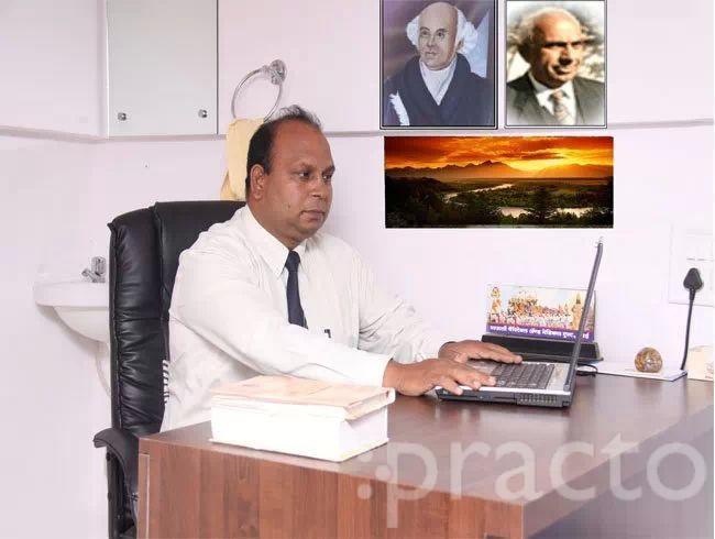 Dr. Santosh Jaiswal - Homeopath