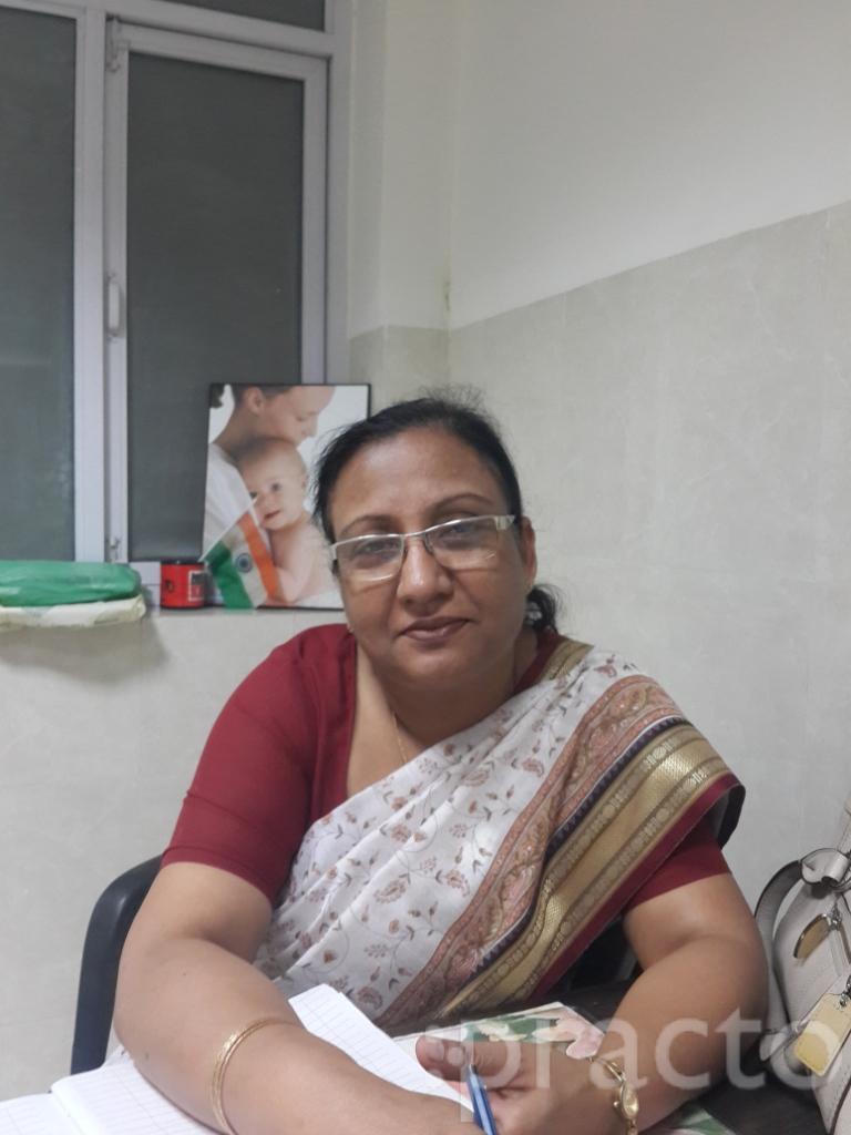 Dr. Saroj Aggarwal - Gynecologist/Obstetrician