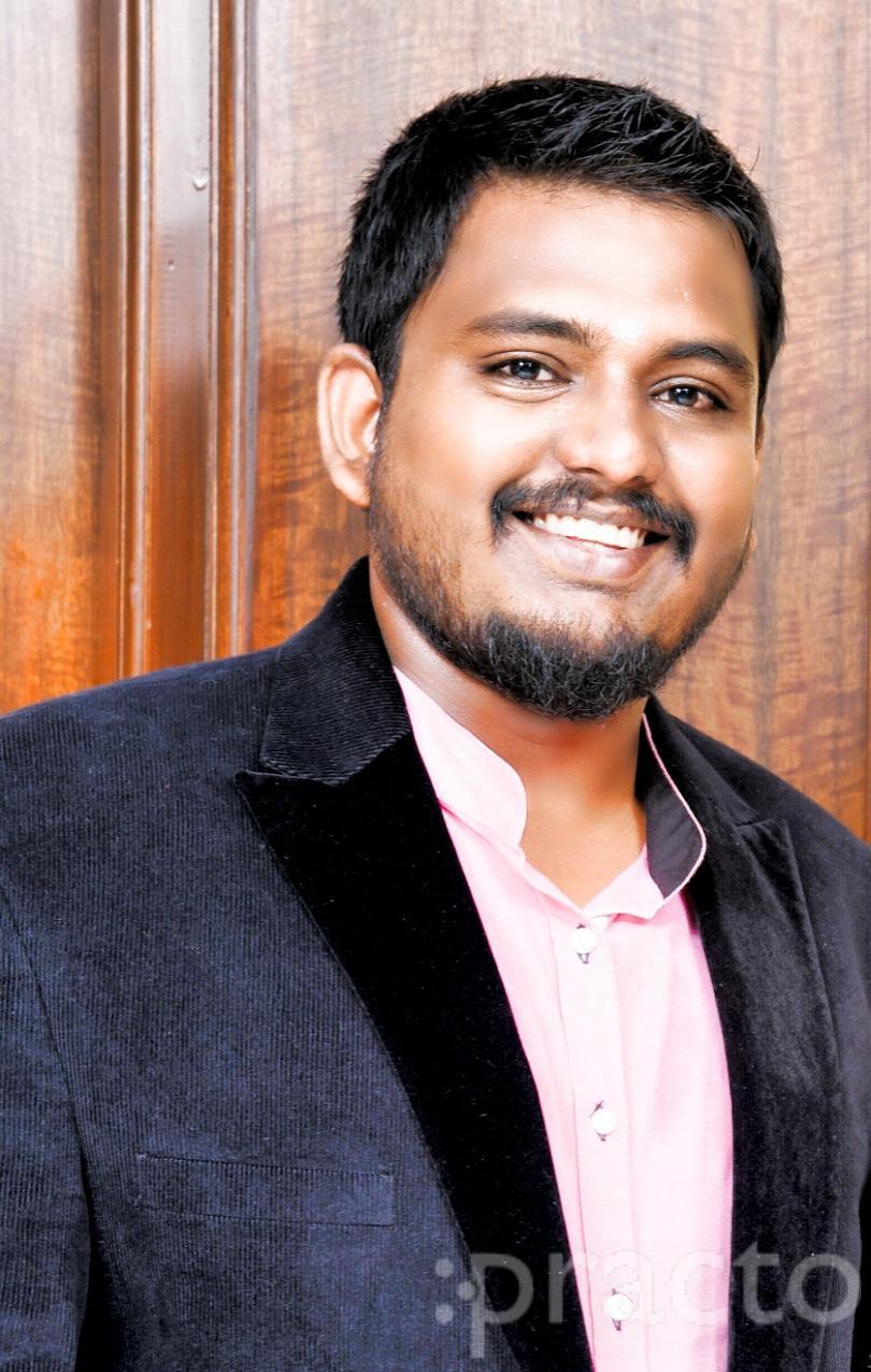 Dr. Sathish Kumar D - Dentist