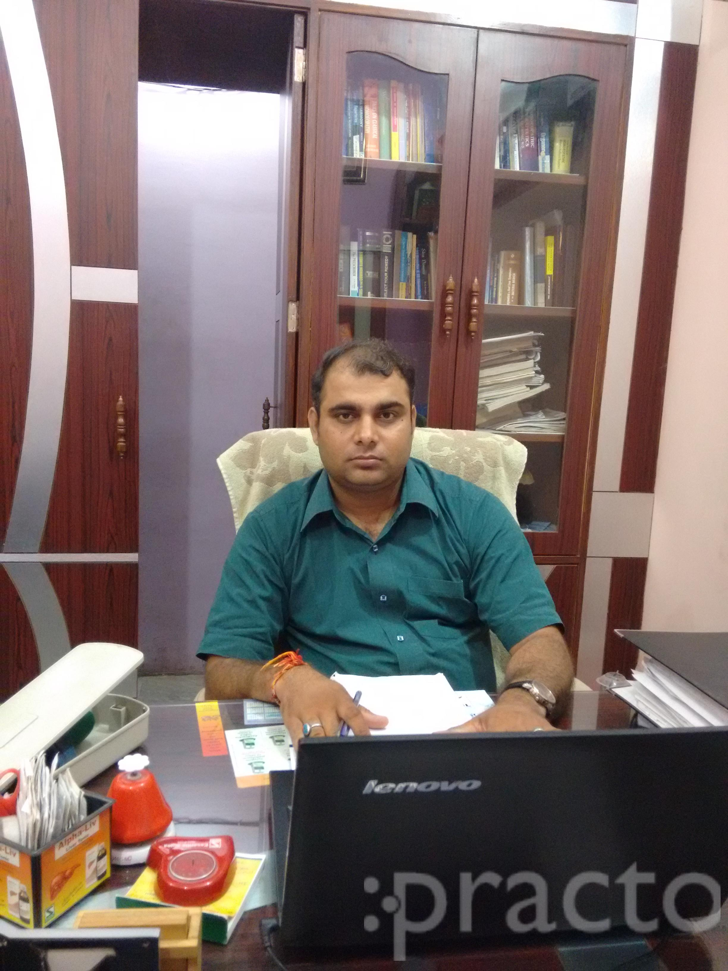 Dr. Satish Shukla - Homeopath