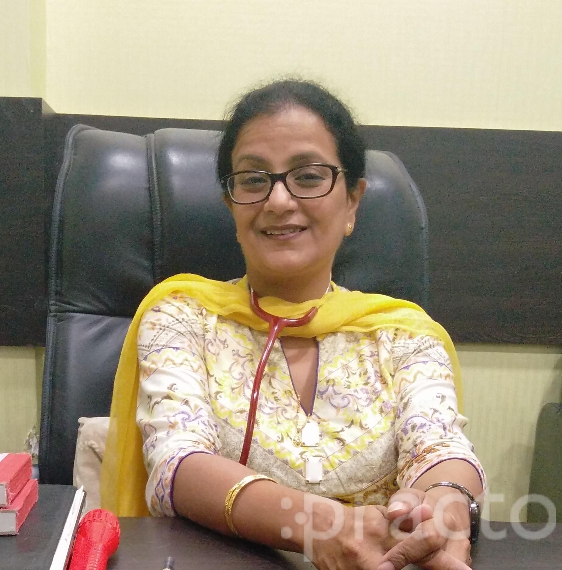 Dr. Satvinder Kapoor - Pediatrician