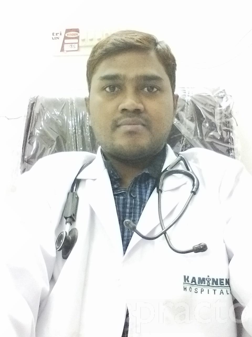 Dr. Satyanarayana Batari - Diabetologist