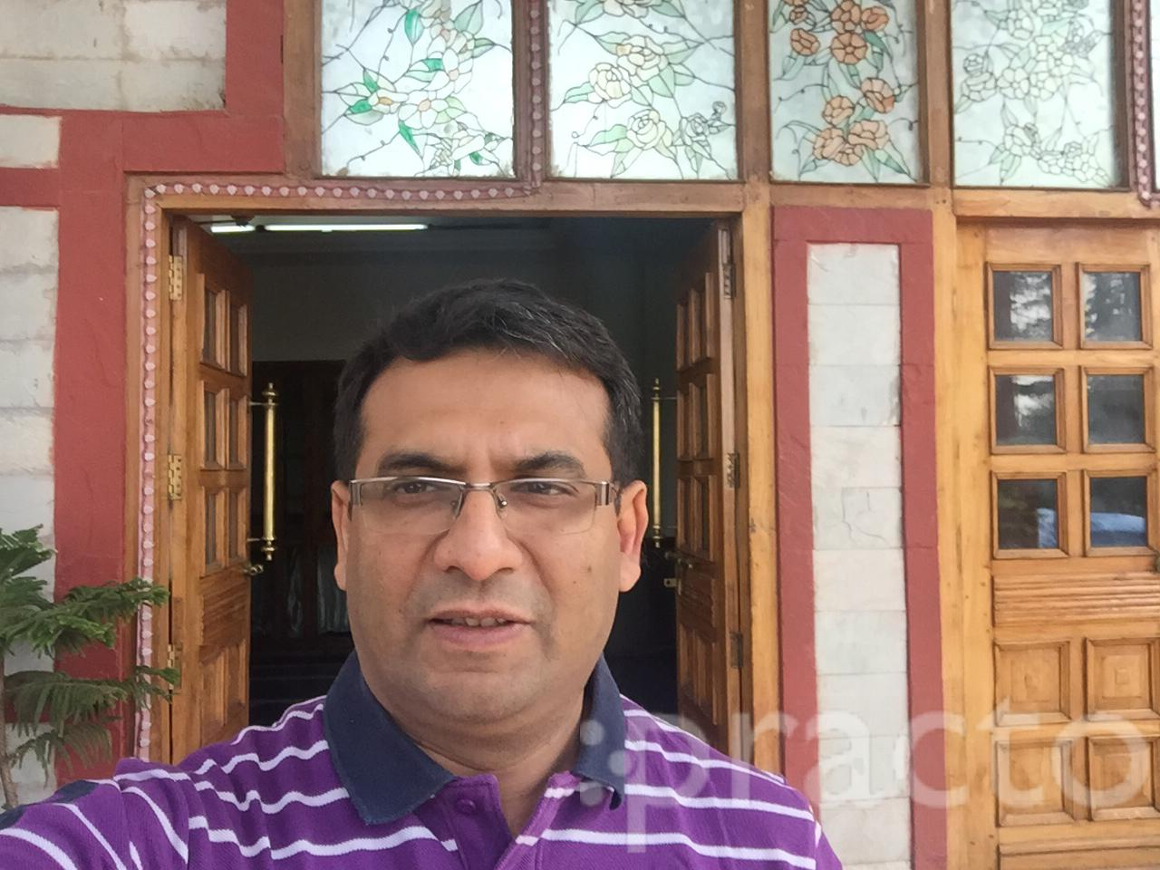 Dr  Saurabh Agrawal - Urologist - Book Appointment Online