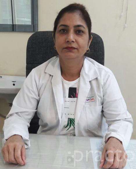 Dr. Seema Saini - Homeopath