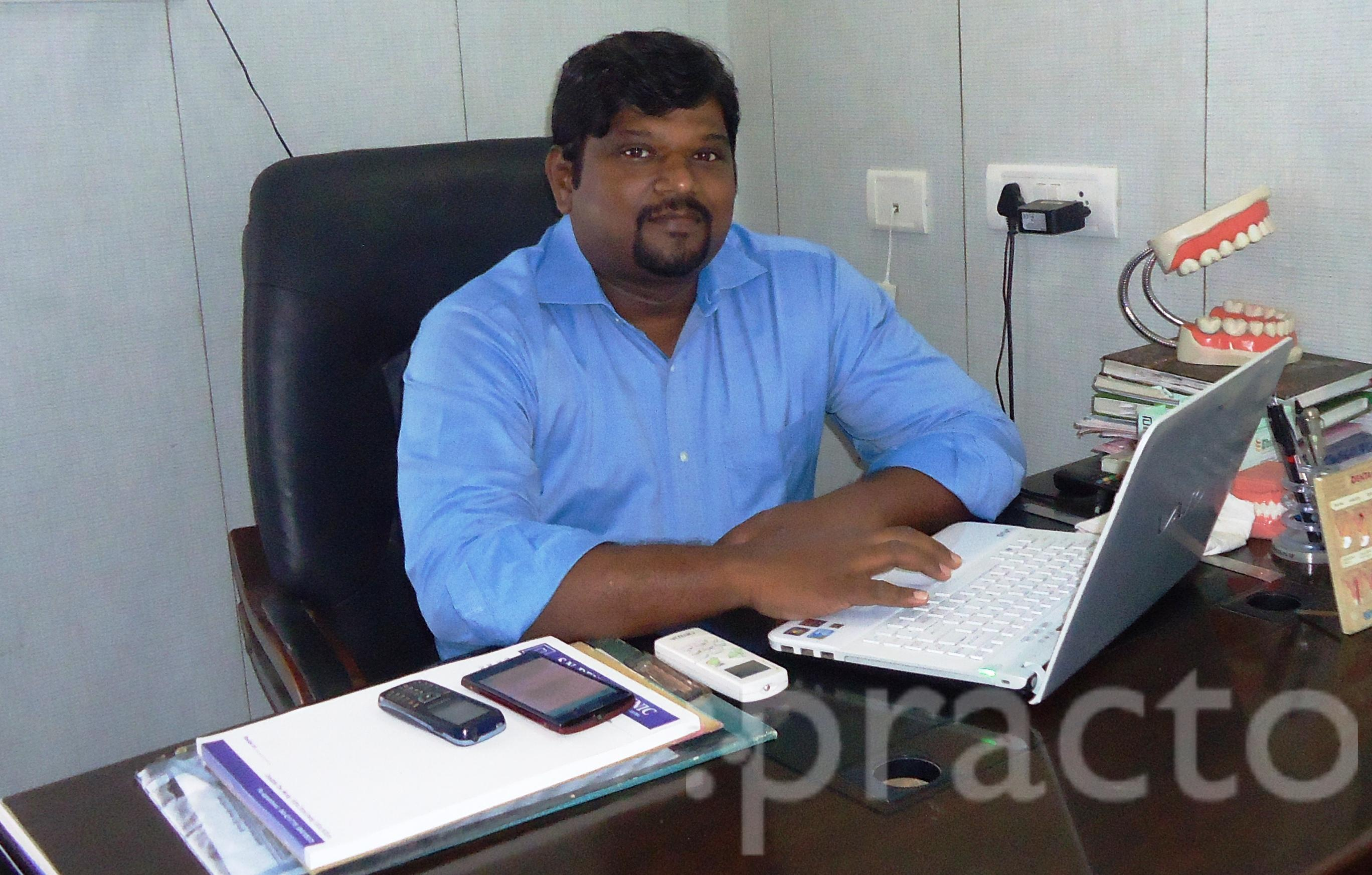 Dr. Selvin Ramaswamy - Dentist