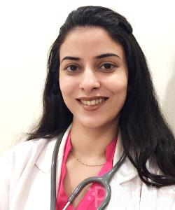 Dr. Sfurti Mann - General Physician