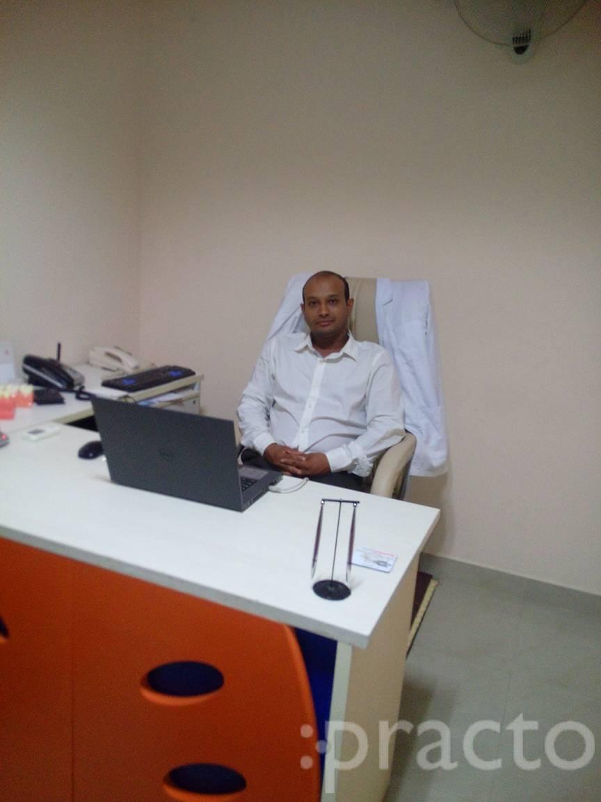 Dr. Shabbir Ulla Khan - Dentist