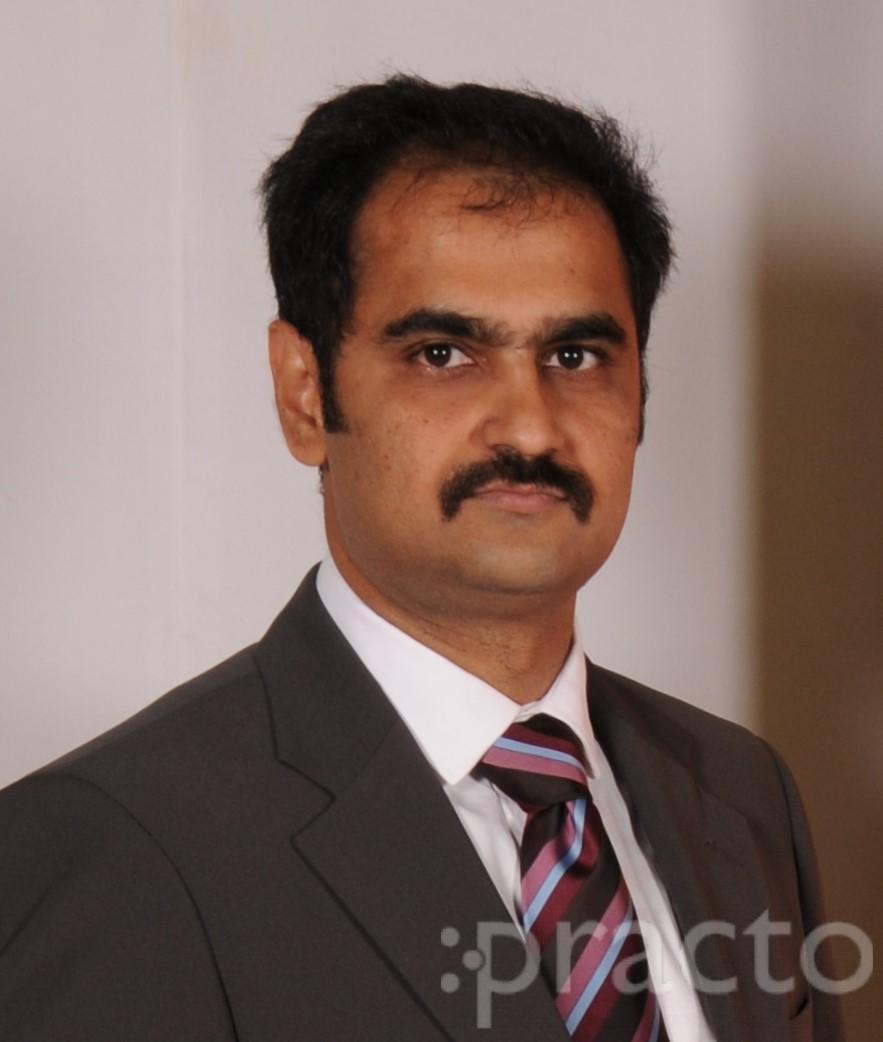 Dr. Shambhu H Shivanna - Dentist