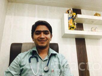 Dr. Shantanu R Patil - Pediatrician