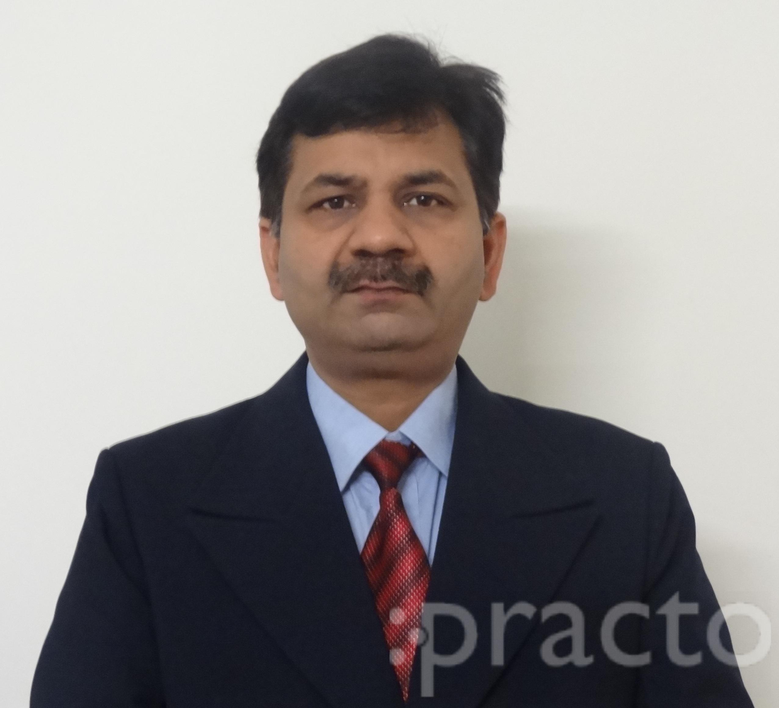 Dr. Sharad Mohan - Ear-Nose-Throat (ENT) Specialist