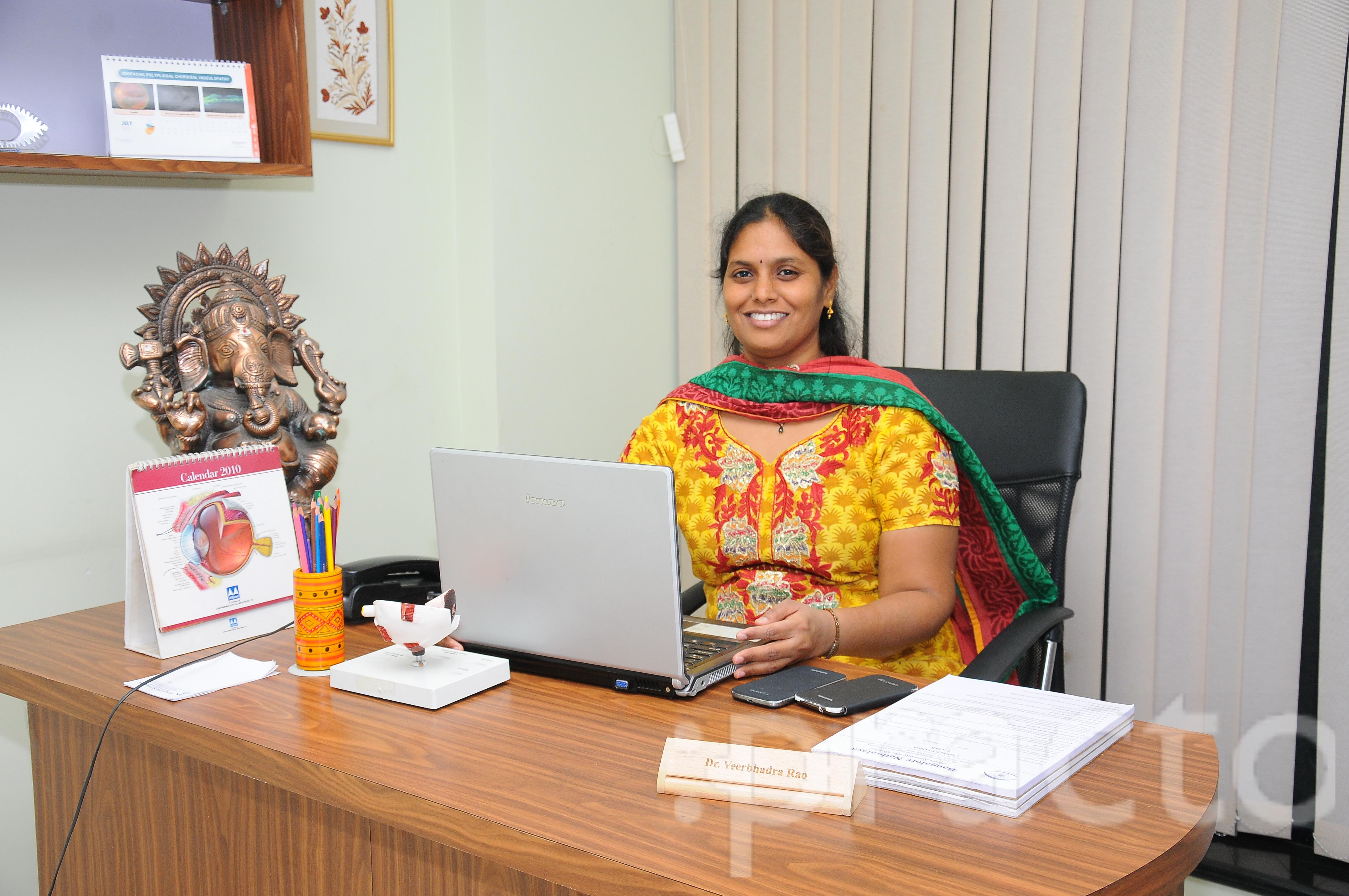 Dr. Sharada P Rao - Ophthalmologist