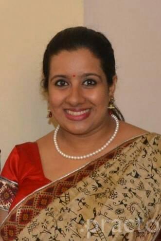 Dr. Sharanya Sabrish - Dentist