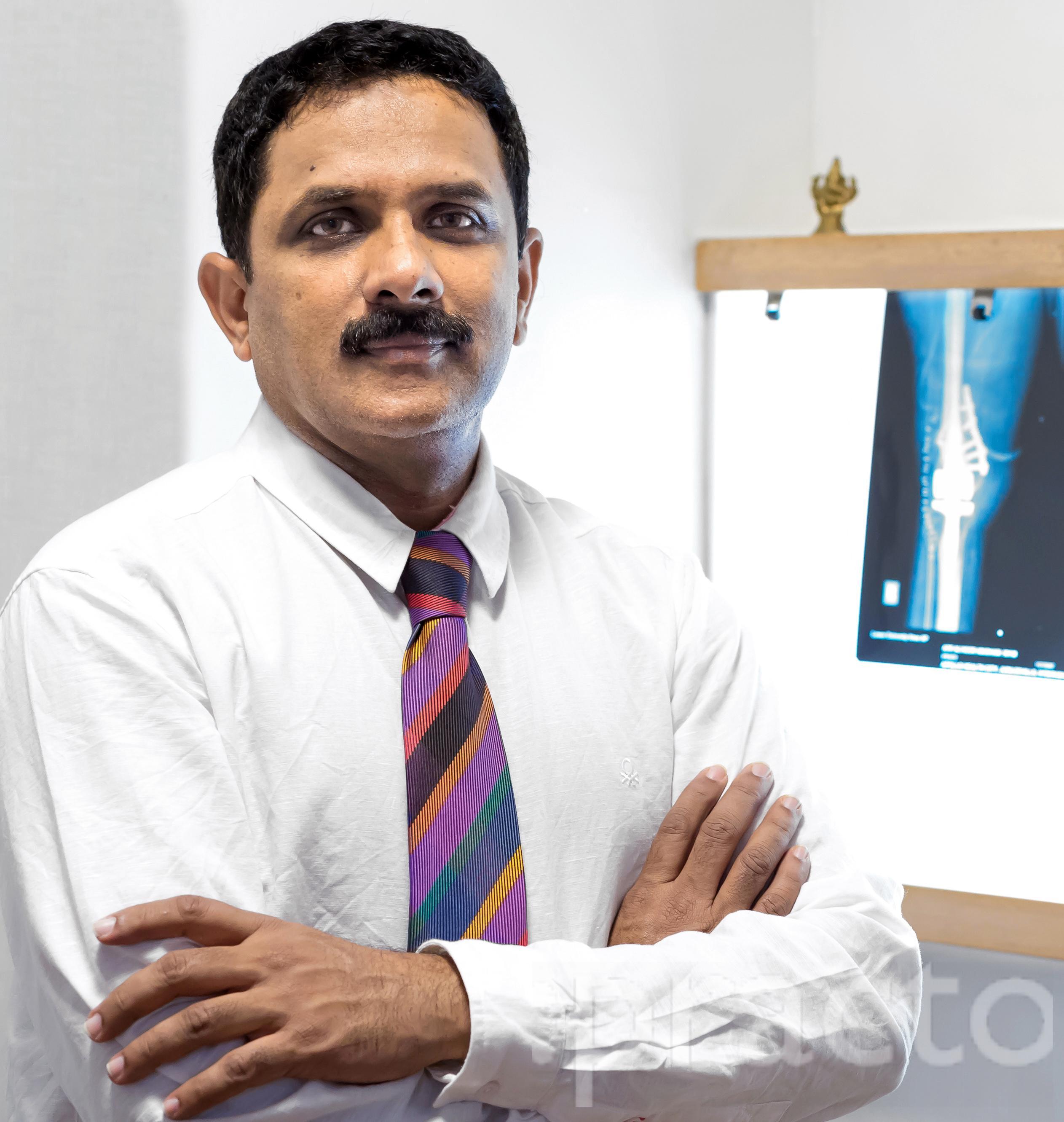Dr. Sharat Kumar P - Orthopedist