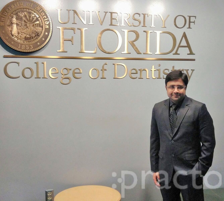 Dr. Shaunak Thakar - Dentist