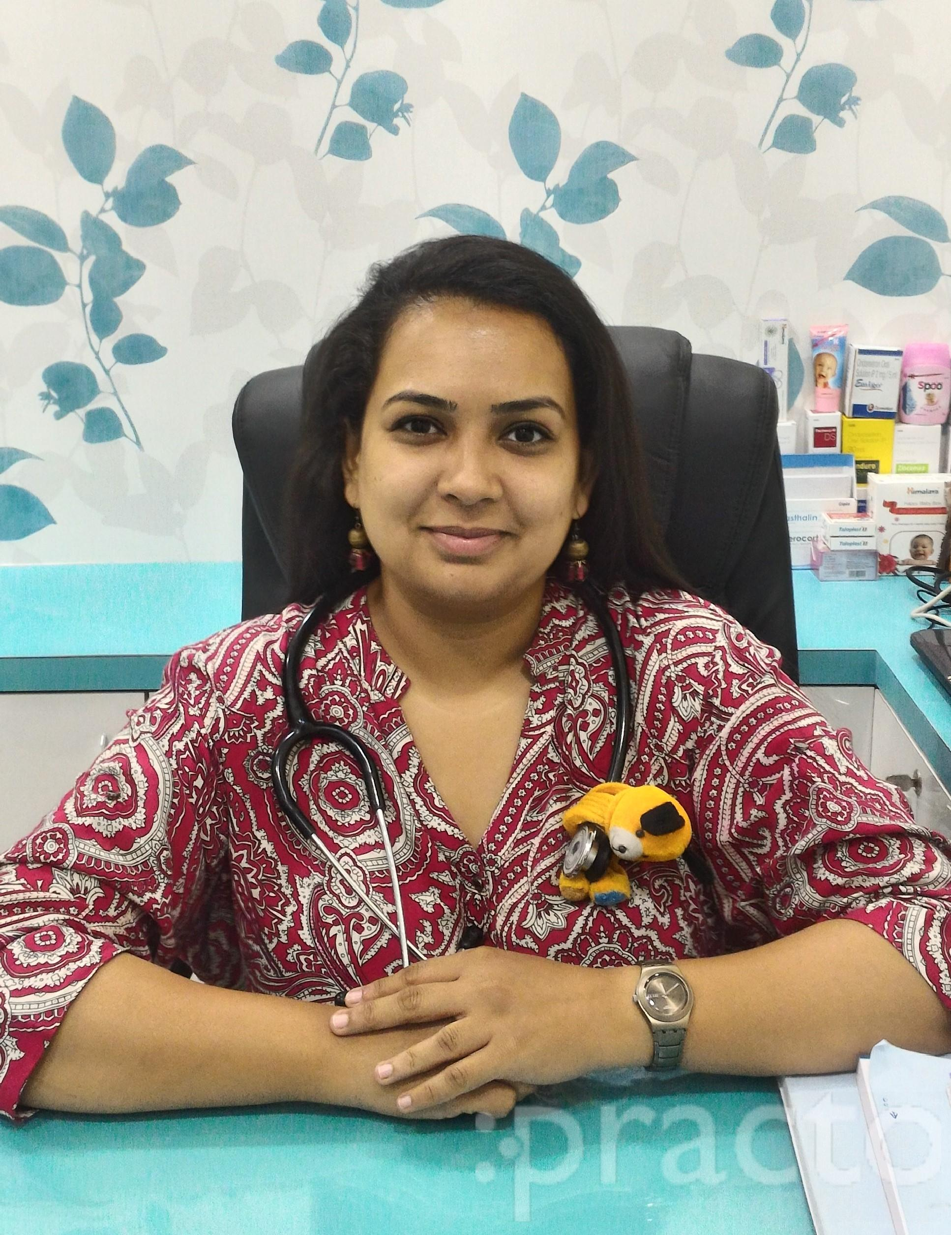 Dr. Sheetal Patil - Pediatrician