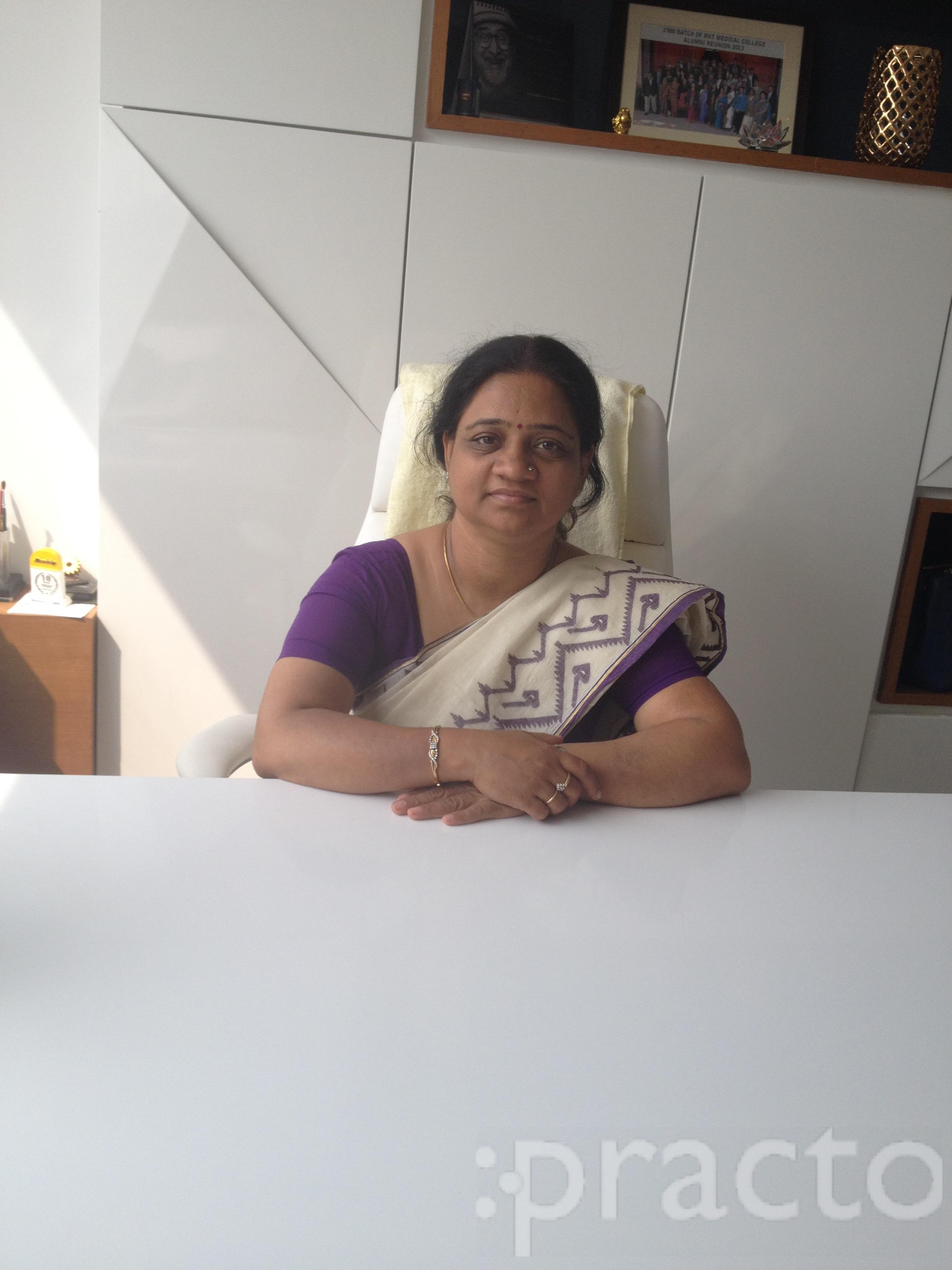 Dr. Shefali Maheshwari - Ophthalmologist
