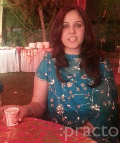 Dr. Shirin Nomani - Paediatric Intensivist