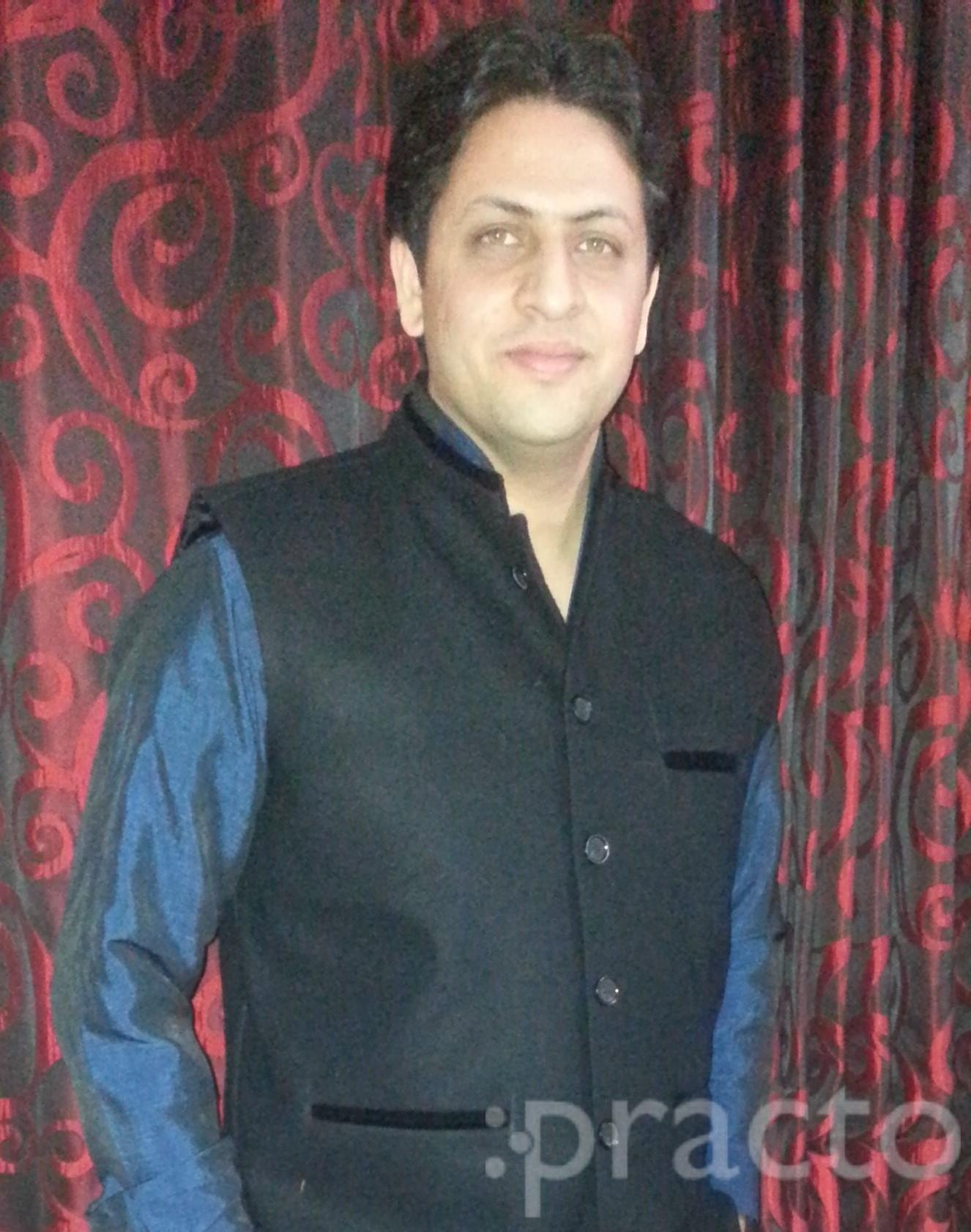 Dr. Shishir Sood - Ophthalmologist