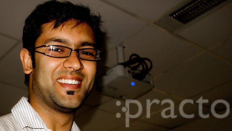 Dr. Shrey Dhawan - Dentist