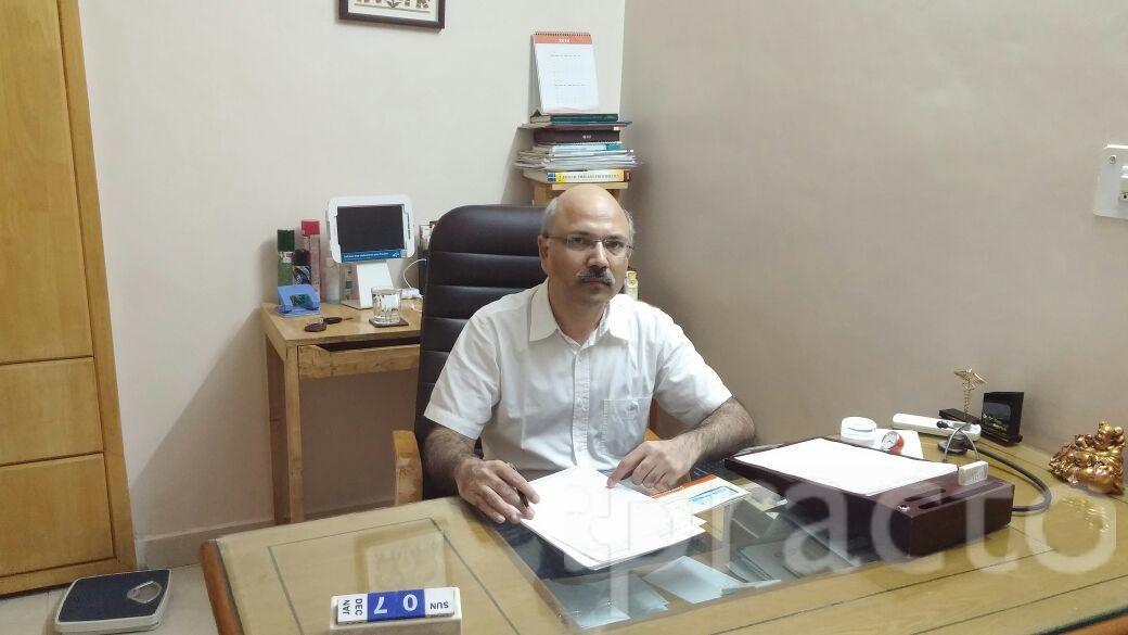 Dr. Shri Ram Agarwal - Gastroenterologist