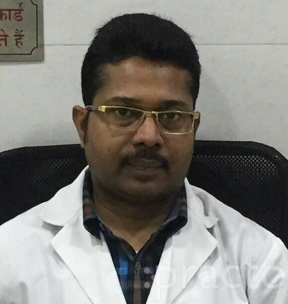 Dr. Shubhashish Halder - Dentist