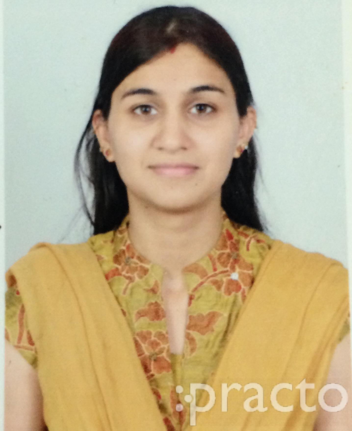 Dr. Shubhi Goyal - Physiotherapist