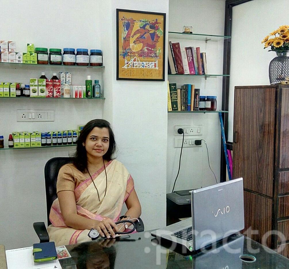 Dr. Shweta Jog - Homeopath