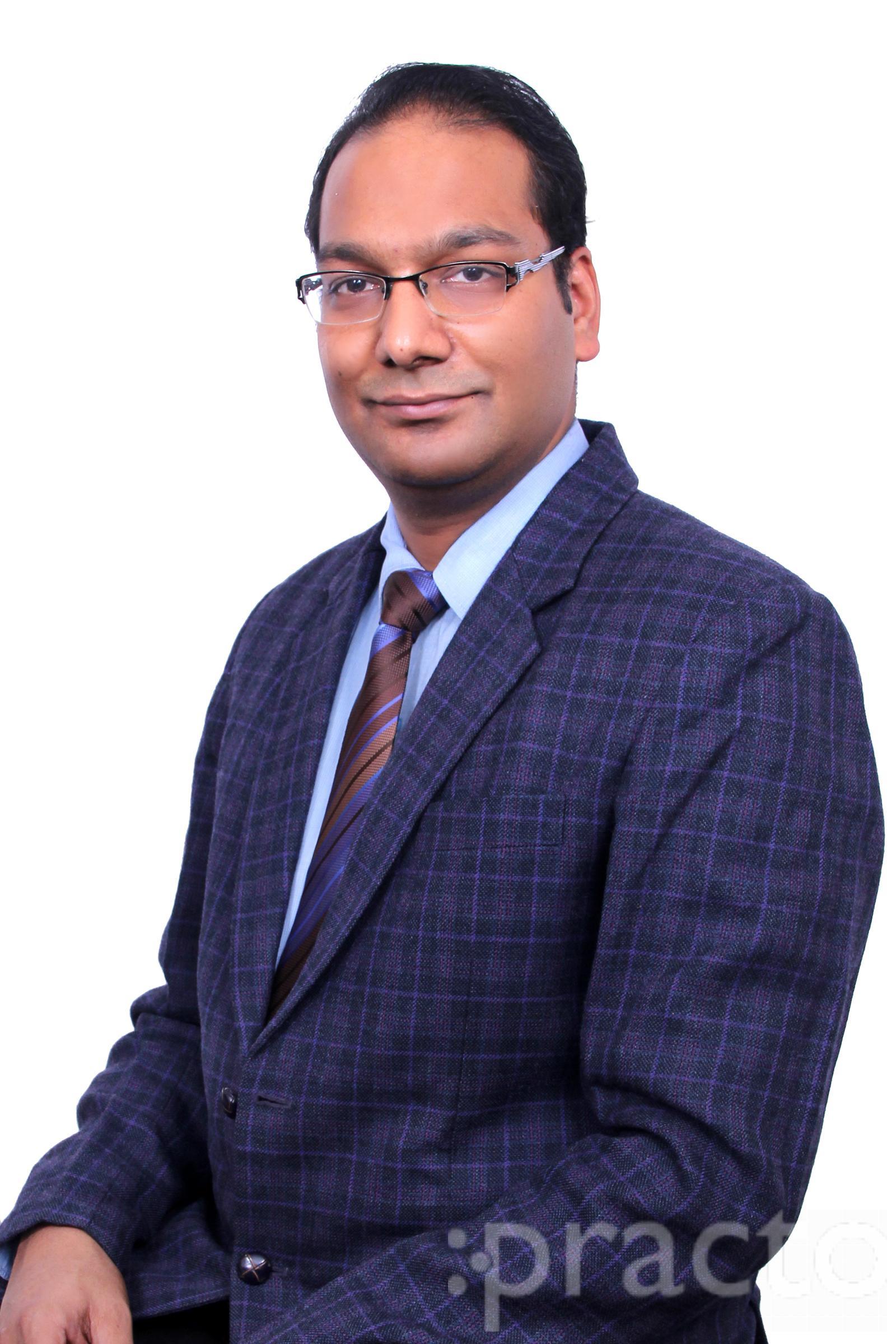 Dr. Siddharth Aggarwal - Orthopedist