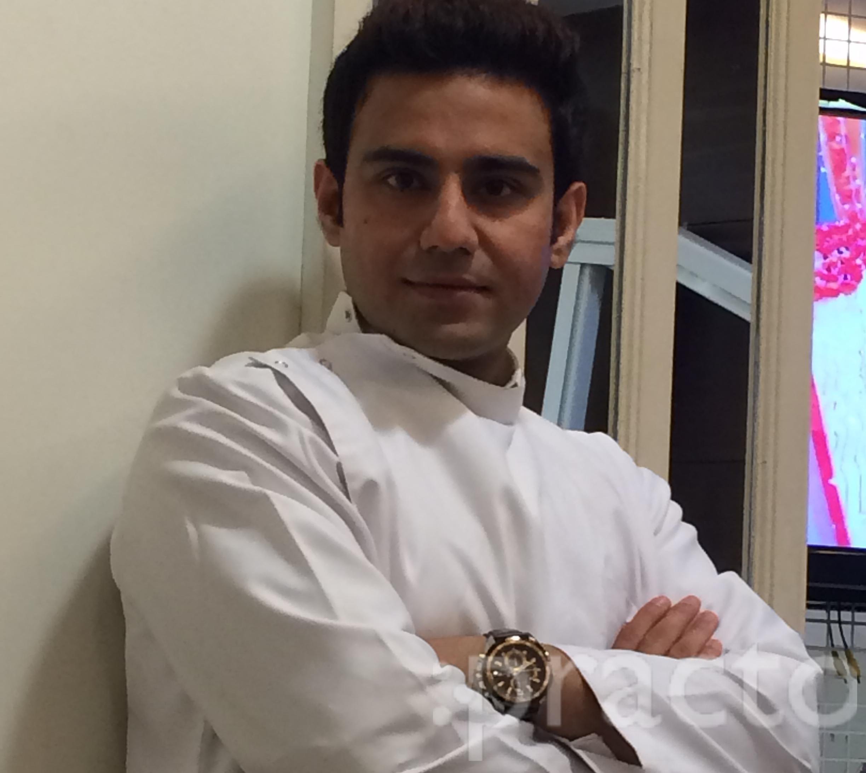 Dr. Siddharth Malhotra - Dentist