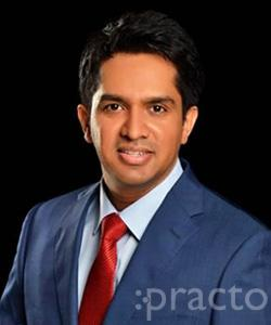 Dr. Siddharth V Mehta - Ophthalmologist