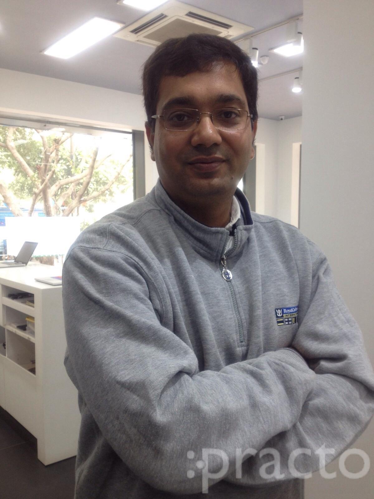 Dr. Siddhesh Pandey - Radiologist