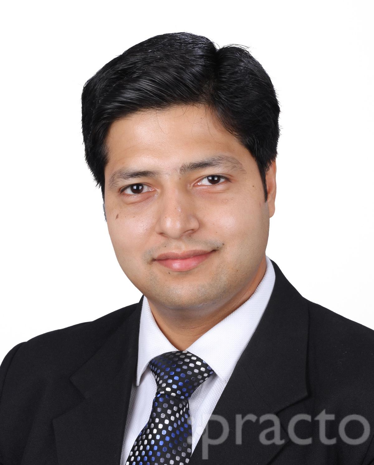 Dr. Sidharth Verma - Pain Management Specialist