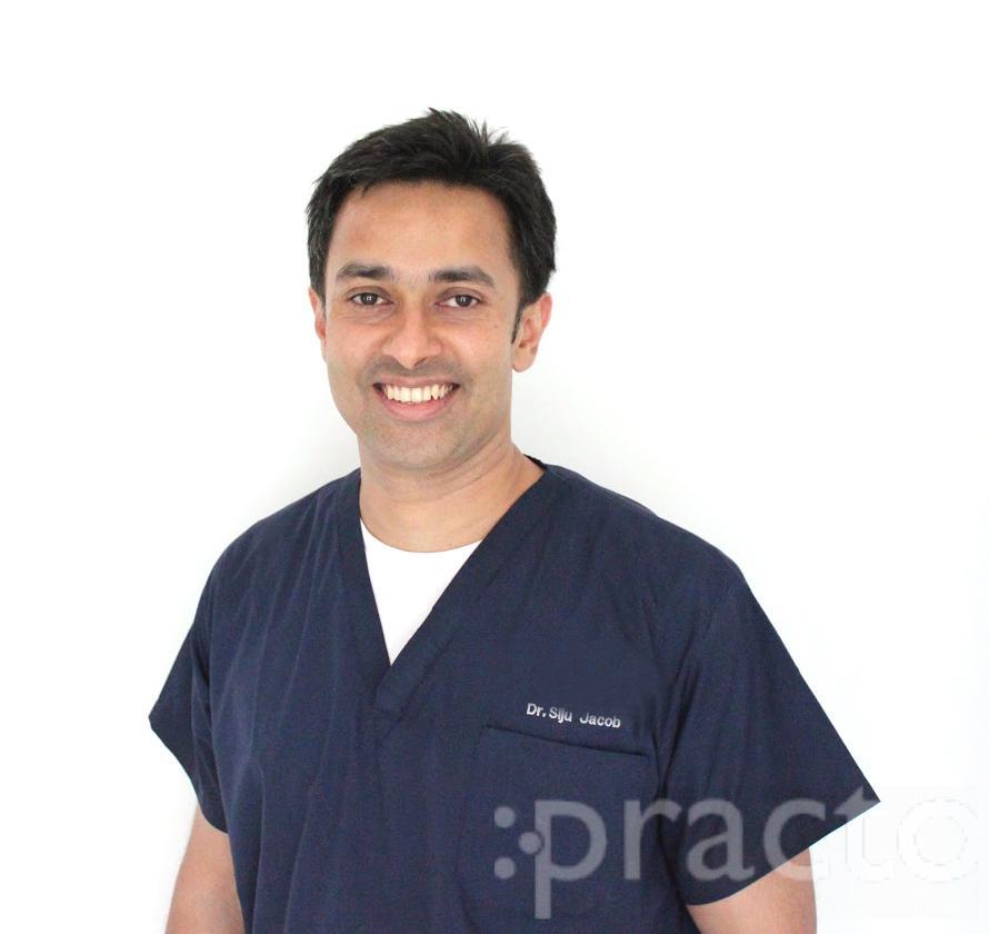 Dr. Siju Jacob - Dentist