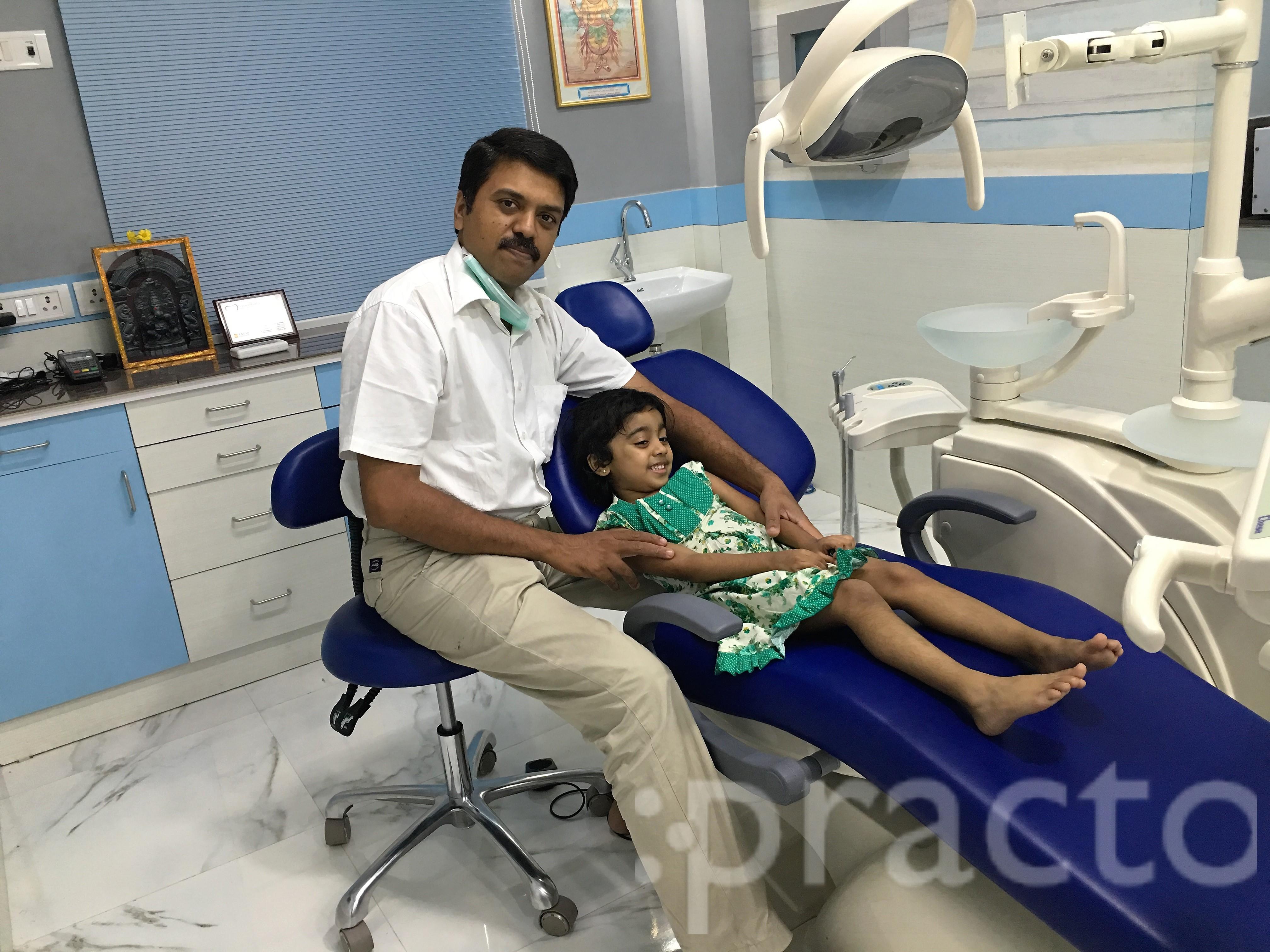 Dr. Sivaram Gopalakrishnan - Dentist