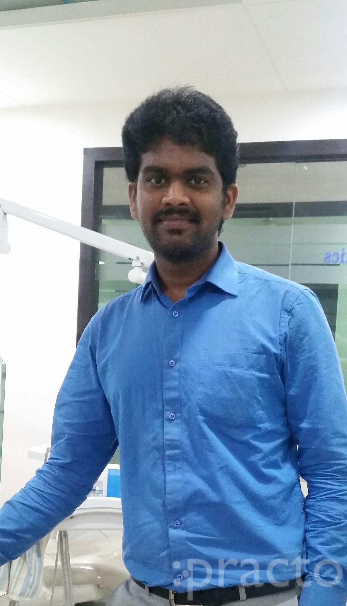 Dr. Sivaram Penigalapati - Dentist