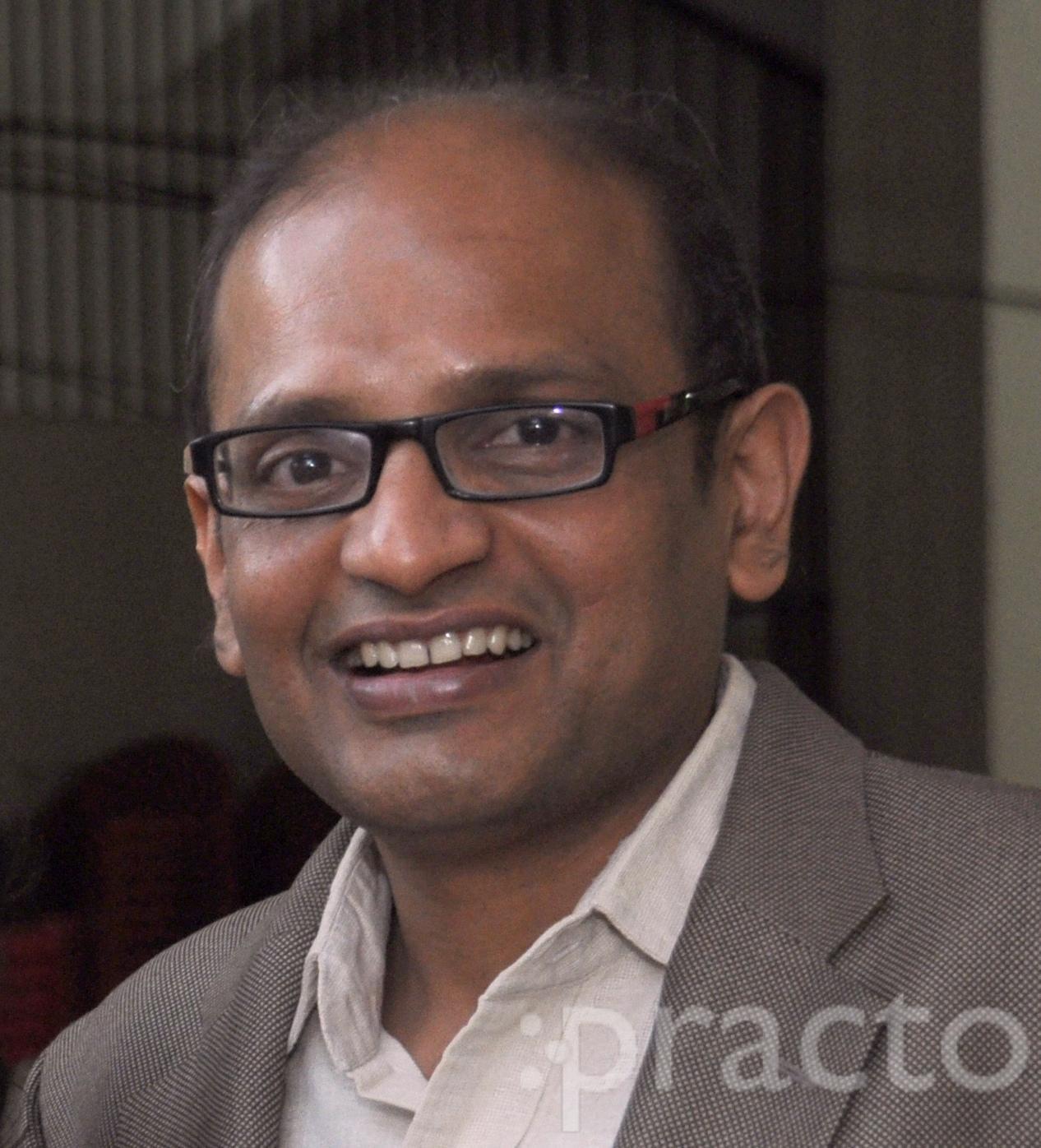Dr. Smitesh Shah - Ophthalmologist
