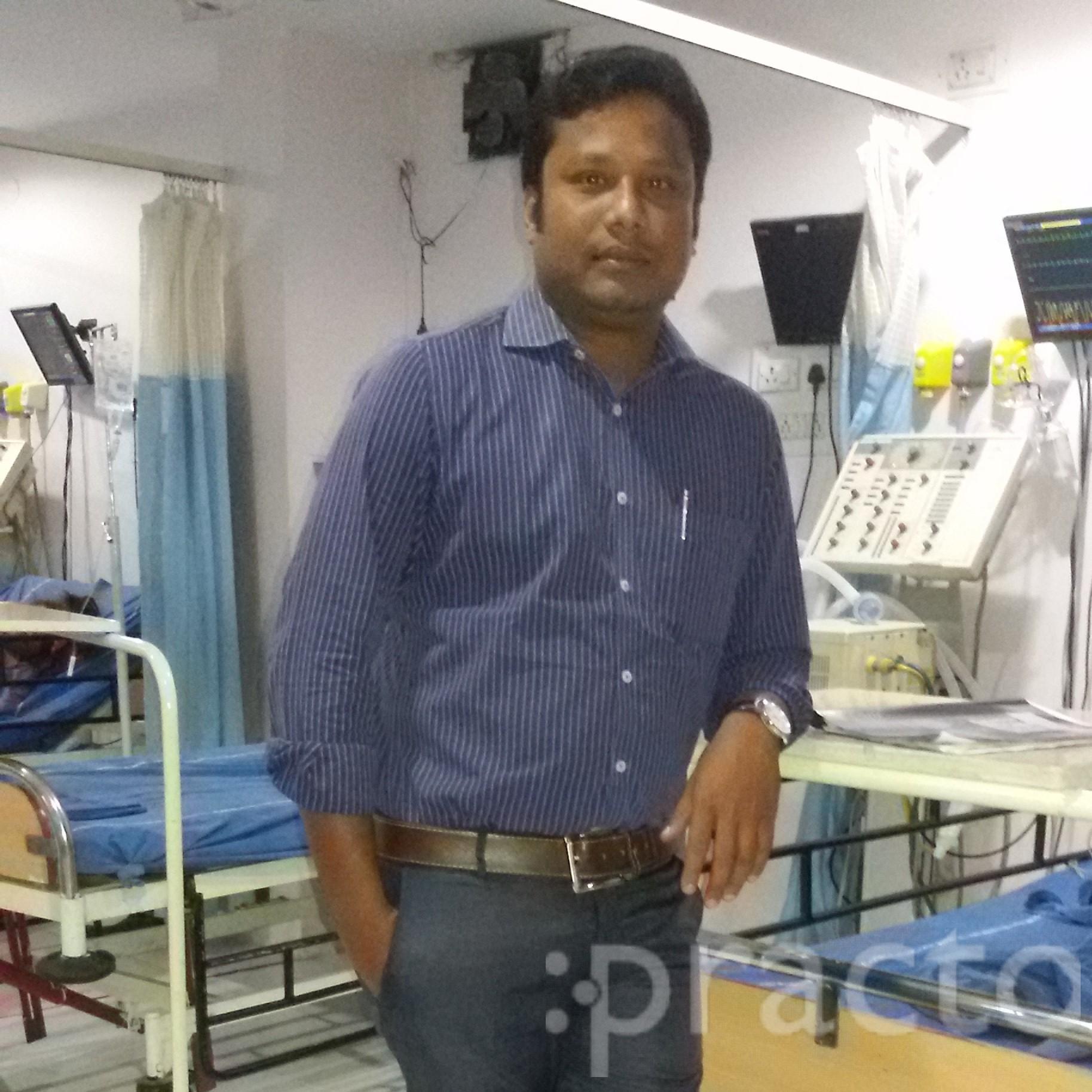 Dr. Solomon Raju (P.T.) - Physiotherapist