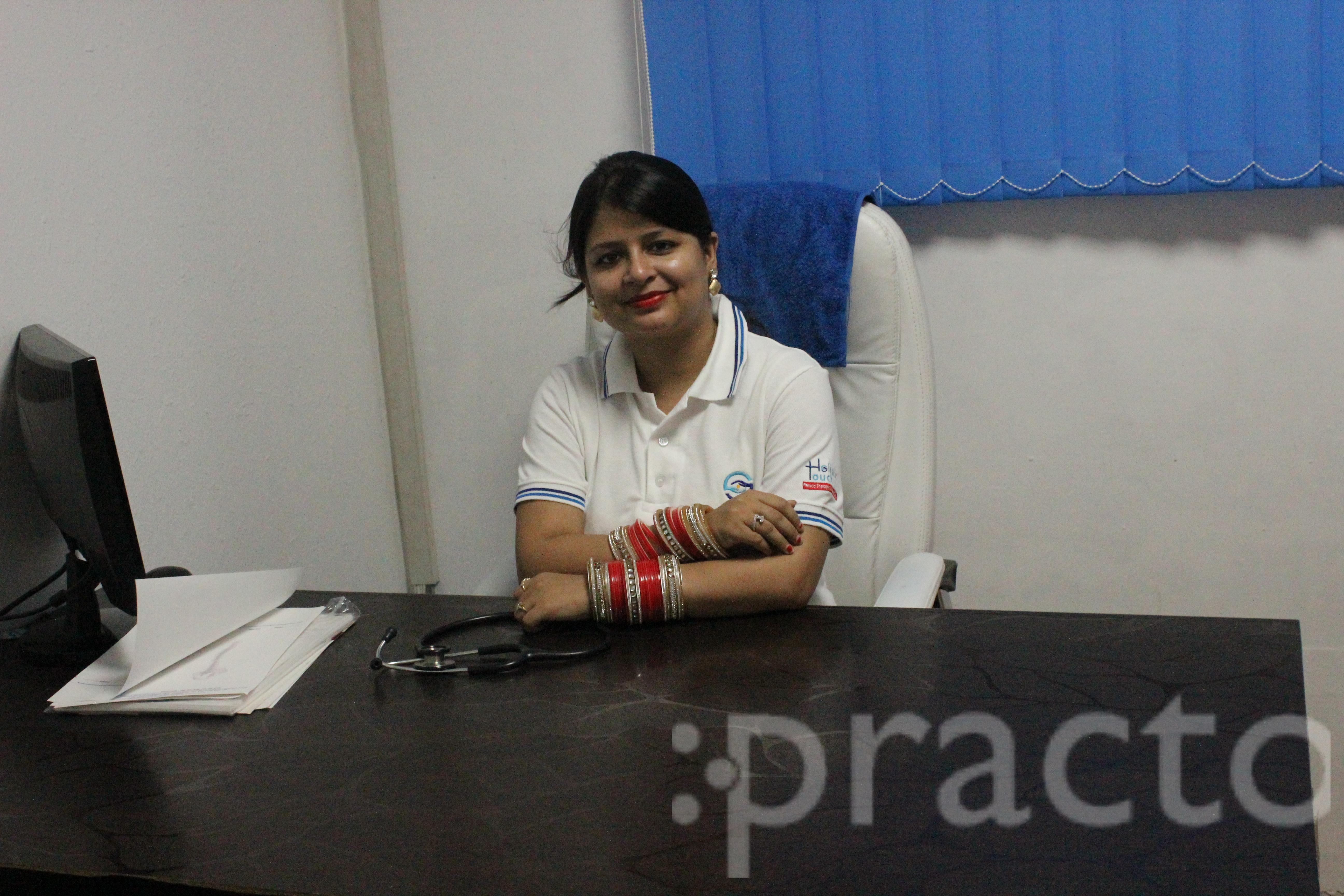 Dr. Sonam Vig - Occupational Therapist
