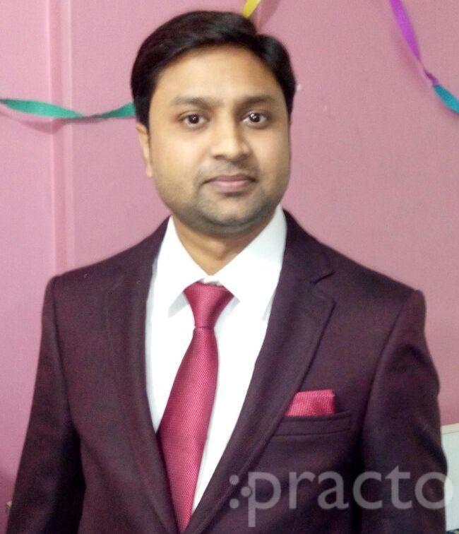 Dr. Sonu Kumar Gupta - Dentist