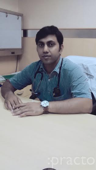 Dr. Soumya Patra - Cardiologist
