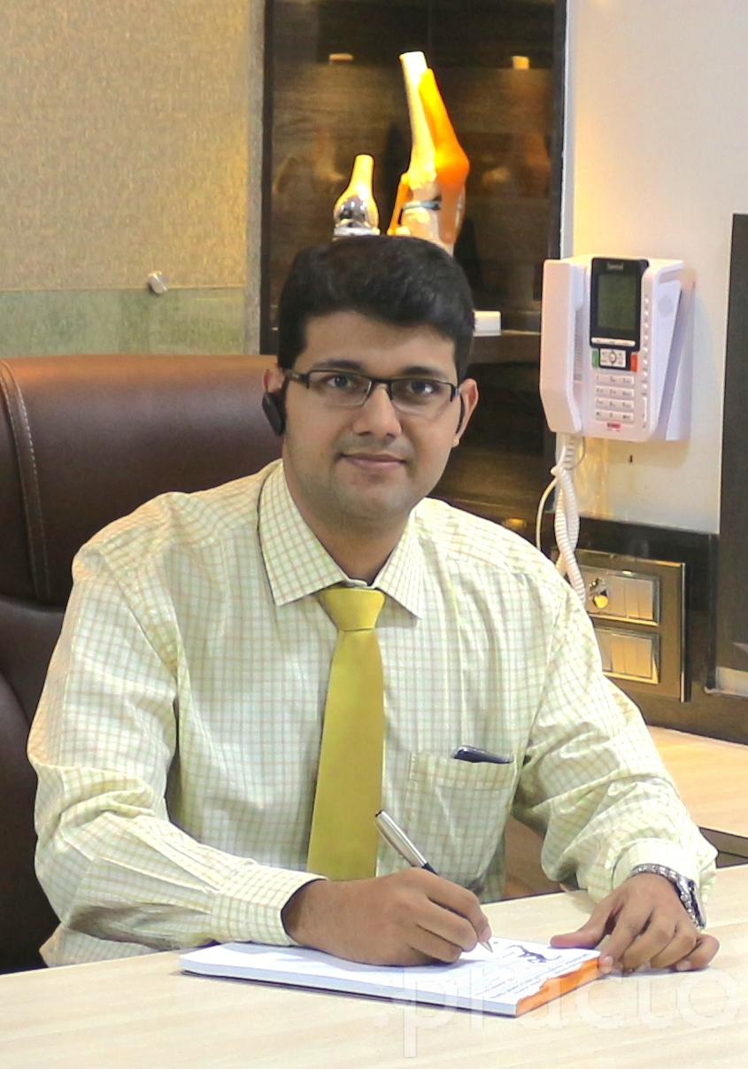 Dr. Sourabh S Kulkarni - Orthopedist