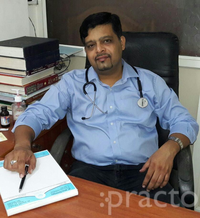 Dr. Sourabh Tilwankar - Laparoscopic Surgeon