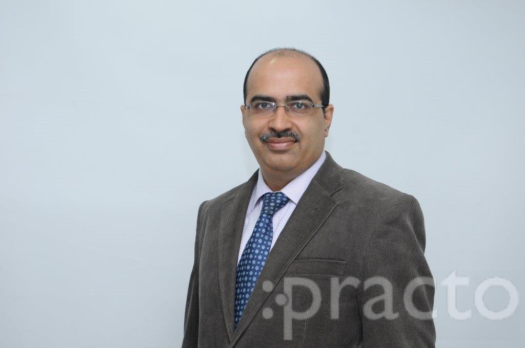 Dr. Sreenivasa Murthy T. M - Ear-Nose-Throat (ENT) Specialist