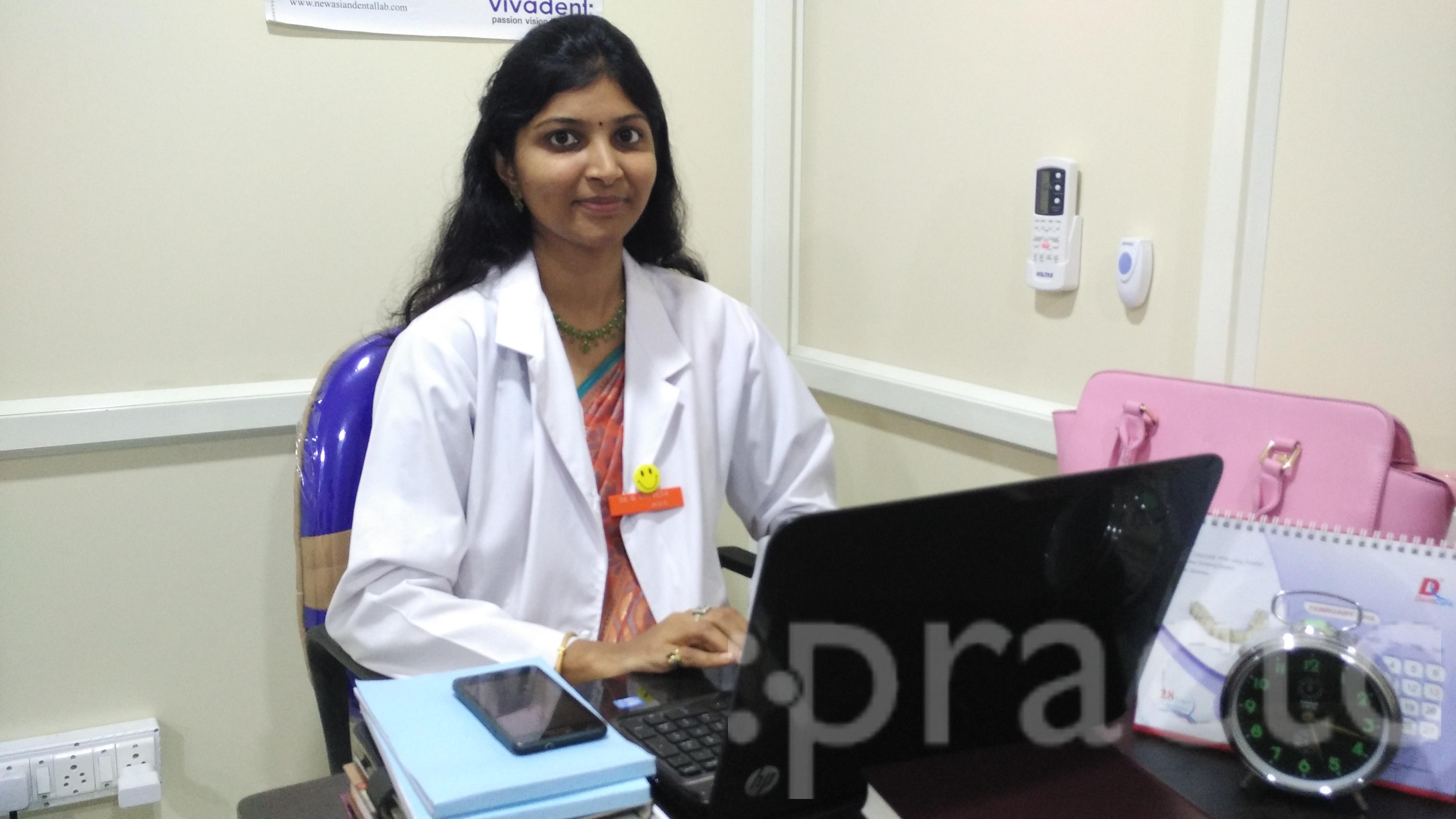 Dr. Sri Veda Gurugubelli - Dentist