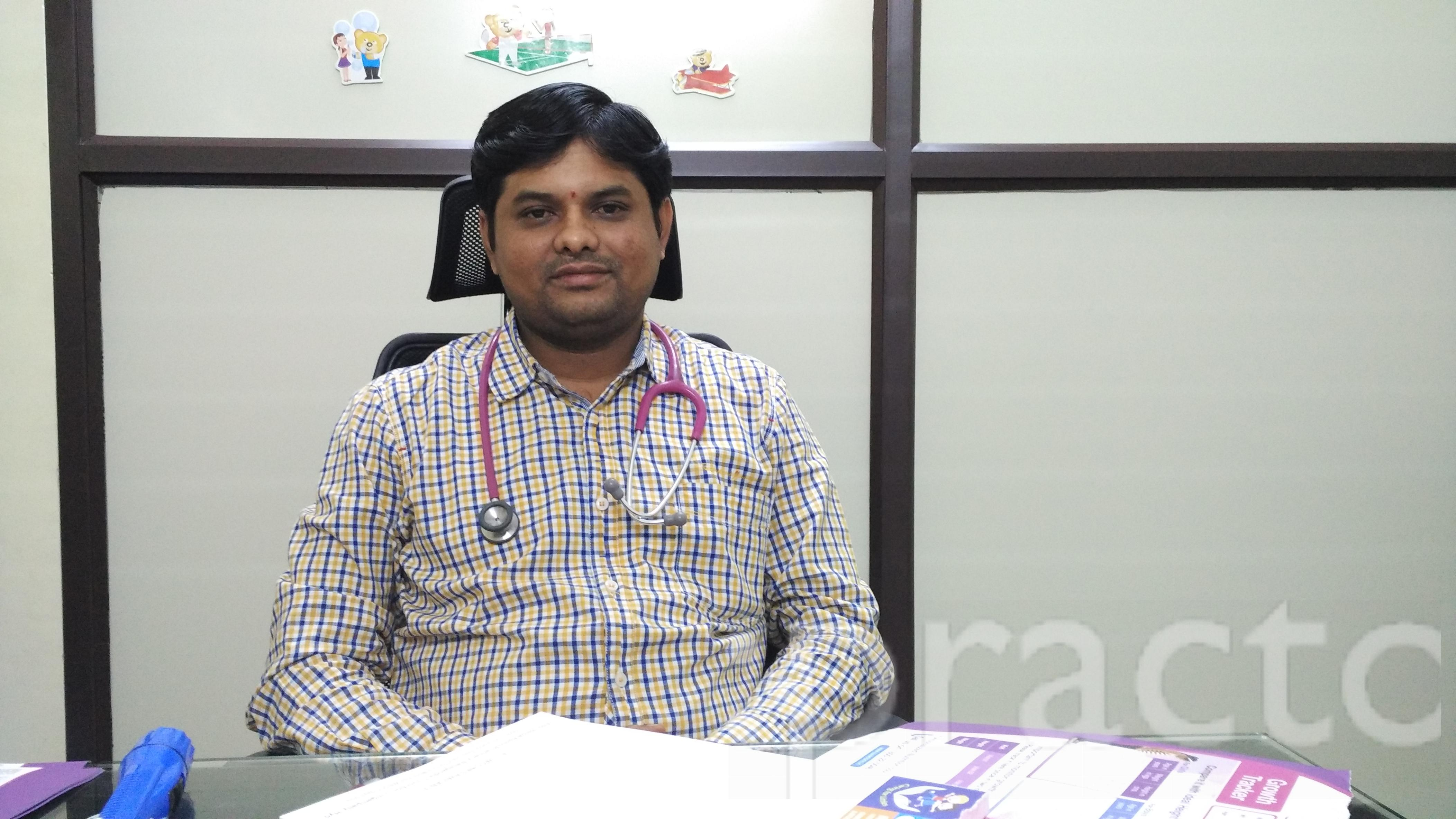 Dr. Srikanth Dappuri - Pediatrician