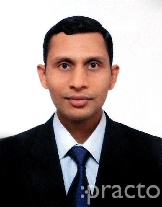 Dr. Srikanth K P - Orthopedist
