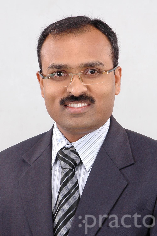 Dr. Srikanth K V - Cardiologist